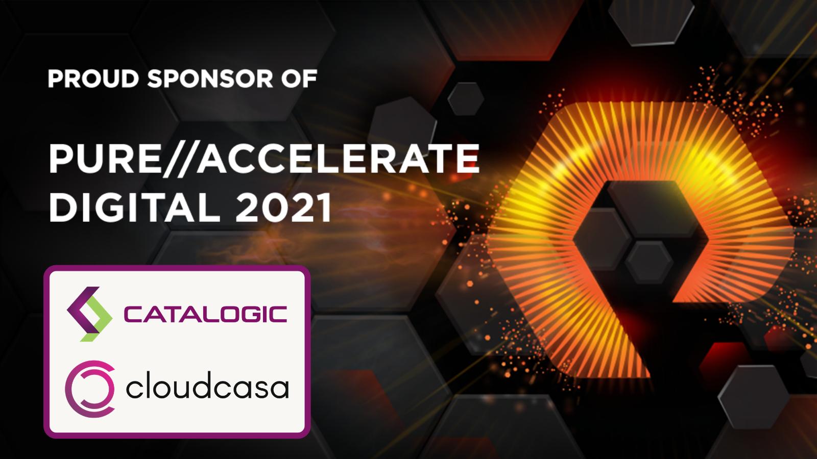 Pure//Accelerate Digital 2021
